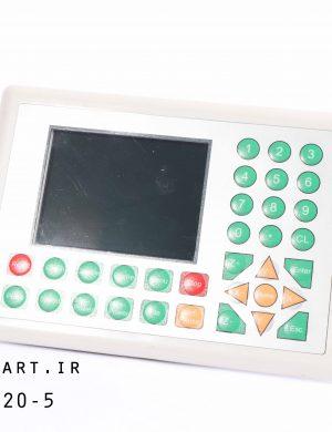 پنل دستگاه برش لیزر مدل RDC 6332